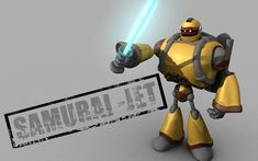 Click for next photo Free Characters, Fictional Characters, Character Rigging, Rigs, Maya, Samurai, Robot, 3d, Wedges