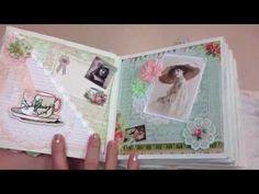 Jodie Lee Designs: Divine Mini Album Kit ... Up-close!