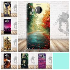 [Visit to Buy] #Advertisement Soft TPU Case For Coque Microsoft Nokia Lumia950 XL Case Silicon Back Cover For Funda Microsoft Nokia Lumia 950 XL Case Capa