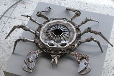 Metal Work Scrap Creature