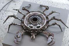 Metal Work Scrap Creature