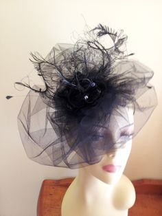 Anthea  BY FAY ENGLANDER  #millinery #hats #HatAcademy