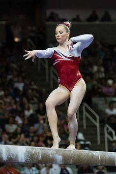 MyKayla Skinner--2016 U.S. Olympic Trials night 2