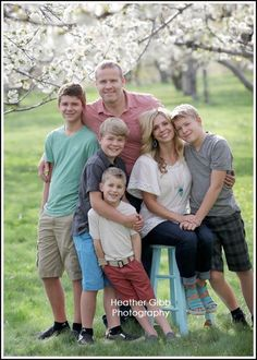 I want to take family pictures with Cherry Blossoms before we leave VA
