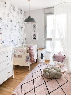 Modern homeware by KNOTSstudio on Etsy Knot Cushion, Pastel Nursery, Nordic Home, Knots, Toddler Bed, Cushions, Kids Rugs, Studio, Modern