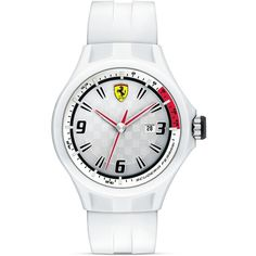 Scuderia Ferrari Pit Crew Watch, 44mm