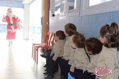 Como cada año por estas fechas, Papá Noel se ha acercado a #ColegiosISP para saludar a los alumnos de #InfantilISP y #PrimariaISP y recoger sus cartas. Ha sido un momento de gran sorpresa e ilusión para los más pequeños y de mucha expectación para los mayores.#NavidadISP