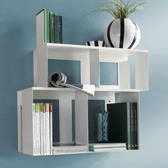 Shelf made Composizione 2 Bianco