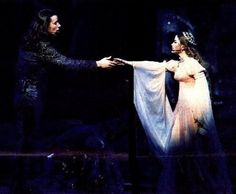 Image detail for -Damien Sargue and Cecilia Cara as Romeo and Juliette - Original French ...