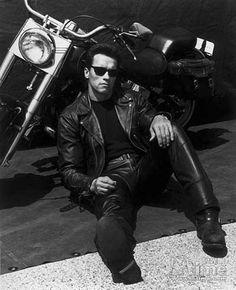 A gallery of Terminator Judgment Day publicity stills and other photos. Featuring Arnold Schwarzenegger, Edward Furlong, Linda Hamilton, Robert Patrick and others. Hd Fatboy, Arnold Schwarzenegger Movies, Movie Stars, Movie Tv, Terminator Movies, Karate Kid, Rocker, Held, Actors & Actresses