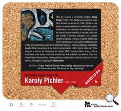 Tour de Compras inaugura AvaréCultura com apresentação das obras do escultor e ceramista Karoly Pichler (1906 – 1982) em Avaré