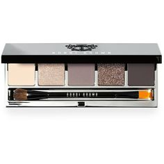 Bobbi Brown Greystone Eye Palette (340 DKK) ❤ liked on Polyvore featuring beauty products, makeup, eye makeup, eyeshadow, eyeshadow brush, matte eyeshadow, shimmer eyeshadow, sparkle eye shadow and palette eyeshadow