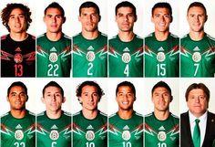 Alineación de México v/s Cameroon pic.twitter.com/BE8D2DaMwQ
