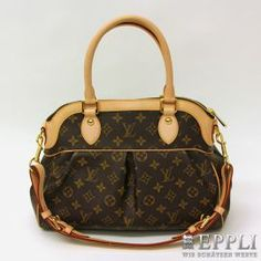"LOUIS VUITTON limited handbag with separate shoulder strap ""TREVI PM"" Starting Bid 960 Euro"