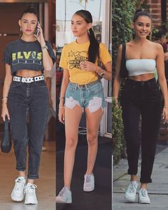 How to Dress in Mad Men Vintage Outfits Celebrity Outfits, Trendy Outfits, Cool Outfits, Summer Outfits, Fashion Outfits, Celebrity Style Casual, Madison Beer Style, Madison Beer Outfits, Madison Beer Body