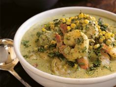 Suvir Saran's Shrimp and Sweet Corn Curry