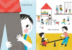 Now i am big - just when you think all the classic board books had been made -timeless illustrations + story