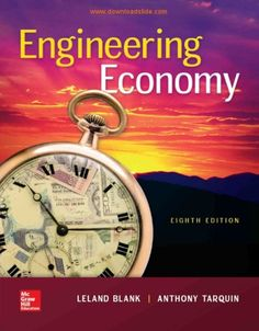 Free download principles of economics 8th edition a best selling engineering economy 8th edition pdf ebook isbn 13 978 0073523439isbn fandeluxe Image collections