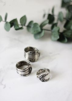 How to make a spoon ring. themerrythought_spoon_ring_01