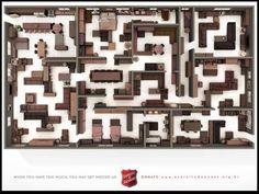 Salvation Army advertising