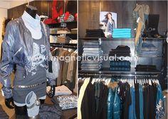 moda, fashion, visual merchandising, experiencia cliente, facilitar la compra, color, combinación, cross-selling