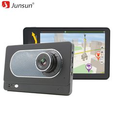 Junsun 7  Car DVR Camera Android GPS Navigation WIFI Quad-core fhd 1080p car dvrs video Recorder Registrator Camera -- AliExpress Affiliate's buyable pin. Click the VISIT button to view the details on www.aliexpress.com #CarVideoRecorder