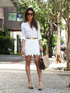 Fashion Fix: compleet wit