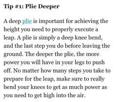 Tip #1 to improve leaps @alysiacrockett @elliedesler @lyoha