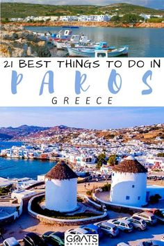 Paros is one of the most stunning islands in Greece. Read this post for the best things to do in Paros and start planning your Greek holiday. Backpacking Europe, Europe Travel Tips, Travel Destinations, Outfits Winter, Outfits Spring, Best Greek Islands, Greece Islands, Golden Beach Paros, Mykonos Greece