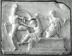 Marble relief with the death of Priam Greco-Roman, Hellenistic or Early Imperial Period, c. 50 B. to 50 A. marble Museum of Fine Arts, Boston Ancient Rome, Ancient Greece, Roman Sculpture, Recent Discoveries, Archaeological Discoveries, Roman Art, Before Us, Museum Of Fine Arts, Sculptures
