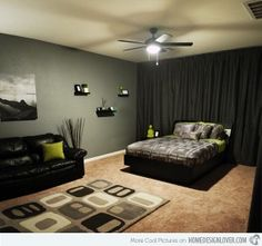 Bedroom Design Ideas For Mens