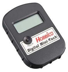 Hobbico LCD Digital Mini-Tachometer