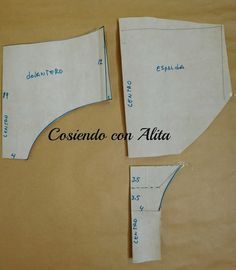 🖐APRENDE CORTE Y CONFECCIÓN DE PANTIES CON PATRONES PASO A PASO GUÍA COMPLETA ONLINE 🖐 Kids Dress Patterns, Sewing Patterns, Underwear Pattern, Fashion Vocabulary, Girls In Panties, Cloth Pads, Pants Pattern, Diy Clothes, Diy Fashion
