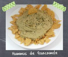 Hummus de Guacamole