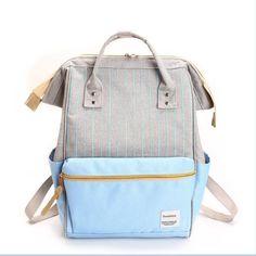 2019 New Canvas Printing Backpack Women School Bag Teenage Girls Cute  Bookbag Vintage Laptop Backpacks Y276 9bb3317eea