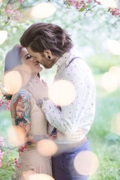 Fairy Tale Engagement Shoot · Rock n Roll Bride