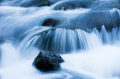 Silky Smooth Waterfalls And Streams. - Digital Photo Secrets