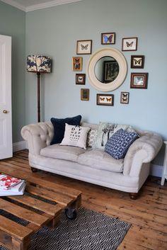 Eclectic vintage bohemian interiors decor styling butterflies wood pallet c Decor, Home Decor Styles, Bohemian Interior, Interior, Home Decor Bedroom, Vintage Home Decor, Vintage Living Room Decor, Apartment Decor, Interior Design