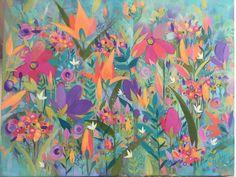 Sue Davis 16x20 acrylic