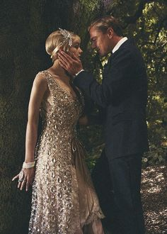 I love this dress from The Great Gatsby movie :-)