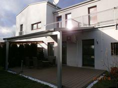 Hliníková Pergola se stahovací střechou Arco interier s.r.o.