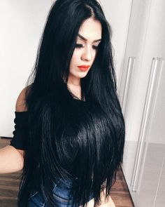 Uhair Brazilian Straight Hair Weave 3 Bundles With Lace Frontal,Factory Direct Sale Unprocessed Human Hair Extensions Black Wig, Long Black Hair, Dark Hair, Human Lace Front Wigs, Straight Lace Front Wigs, Wig Hairstyles, Trendy Hairstyles, Affordable Lace Front Wigs, Straight Weave Hairstyles