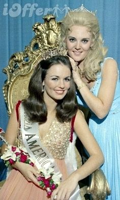 Miss America 1971 - pageant on DVD - Phyllis George