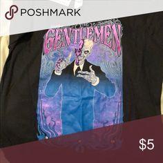 Buffy the Vampire Slayer tshirt The gentle men Tops Tees - Short Sleeve