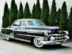 1953 Cadillac Fleetwood Series Sixty Special