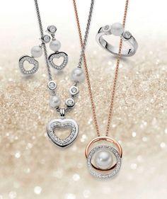Viventy Jewels | Discover Pearls |Ring, colliers and earrings |Sormus, kaulakorut ja korvakorut | www.diamo.fi