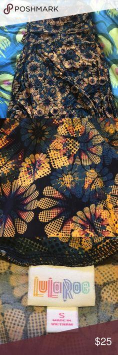 Lula Roe Maxi Lula Roe Maxi Sunflower-y LuLaRoe Skirts Maxi