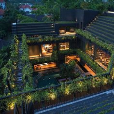 Cornwall Gardens. By Chang Architects  Located in Singapore #artsytecture ______ Welcome to the page @artsytecture ! (613K+) Your daily…
