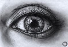 Staring at you by Lilith-Symphony.deviantart.com on @DeviantArt