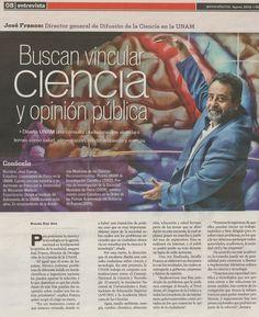 La UNAM diseña una consulta ciudadana que abordará temas como salud, alimentación, medio ambiente y energía.
